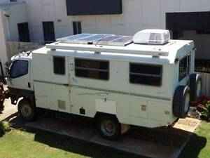 Amesz-built Motorhome on Mitsubishi Canter Diesel Truck Wellington Point Redland Area Preview
