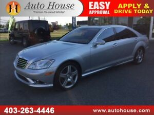 2007 Mercedes Benz S-Class NAVIGATION BACK UP CAMERA