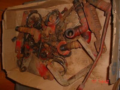13 Lbs. Original Farmall M-super M Tractor Bolts Hyd. Generat. Parts Etc. Ihc