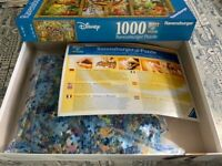 Disney Jigsaw Puzzles ( sold individually or as one lot)