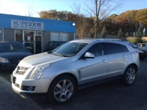 2010 Cadillac SRX 3.0 Performance Fully Certified! No Accidents!