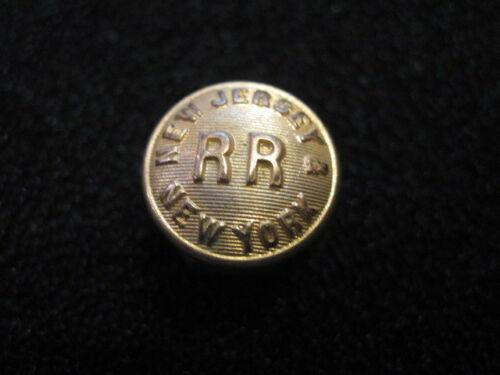 NEW JERSEY & NEW YORK RAILROAD  NJ&NY  SMALL  GOLD