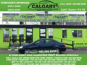 2008 TOYOTA COROLLA CE  *$99 DOWN EVERYONE APPROVED!