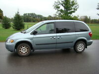 2005 Dodge Caravan, Saftied and Etested
