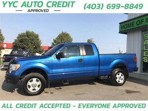 2012 Ford F-150 XL *$99 DOWN EVERYONE APPROVED*