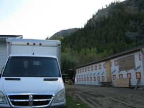 2007 Dodge Sprinter Cube Delivery Van