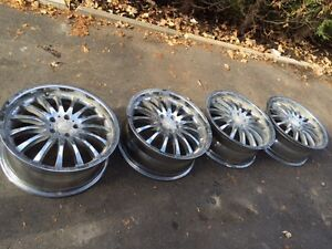 15 inch rim in good conditions
