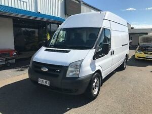 2006 Ford Transit VM REFRIGERATED White Manual Van Port Adelaide Port Adelaide Area Preview
