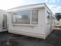 Static Caravan Mobile Home 35x12x2bed Cosalt Carlton SC5858
