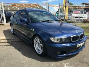 2004 BMW 320CI E46 MY05 Sport Blue 5 Speed Automatic Coupe Yagoona Bankstown Area Preview