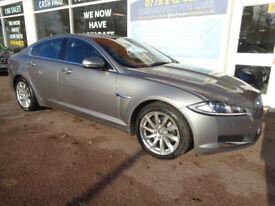 Jaguar XF 3.0TD V6 ( 240ps ) ( s/s ) Auto 2013MY Premium Luxury Sat Nav Leather