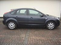 FORD FOCUS 1.6 LX, MOT 12 MONTHS, LOW MILEAGE, GOOD CONDITION AND DRIVE, HPI CLEAR