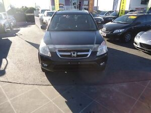 2004 Honda CR-V MY04 (4x4) Sport Black 4 Speed Automatic Wagon Greenslopes Brisbane South West Preview