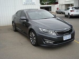 2012 Kia Optima TF MY13 Platinum Grey 6 Speed Automatic Sedan Northam Northam Area Preview