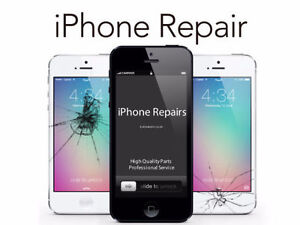 20 MIN ON SPOT IPHONE REPAIRS ALL GENERATIONS 4/4S 5/S/C 6 / 6+