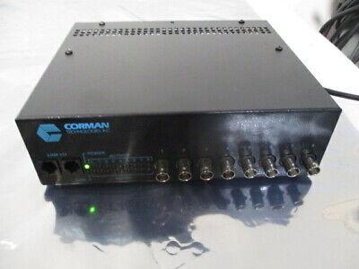 Corman Technologies CT-N806 Diagnostics Hub 120v/0.16A 240/0.08A 50/60Hz, 452800