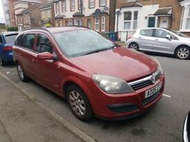 Vauxhall Astra 2006 /petrol / automatic