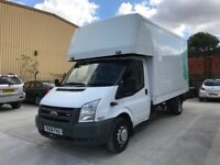 FORD TRANSIT LUTON 115 T350L RWD 2402cc **ONE PREVIOUS OWNER**VERY GOOD EXAMPLE**DRIVES PERFECT**