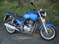 SACHS ROADSTER 650 - 2004