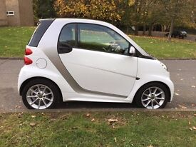 Smart Car ForTwo Passion CDI SoftTouch 2013