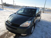 2004 Toyota Sienna LE LOW KM 187000