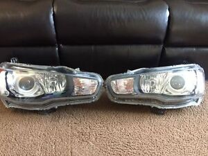 2008-2016+ Evolution/Ralliart Projector Headlights