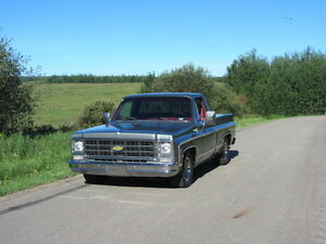 1977 Chevrolet Silverado Short Box