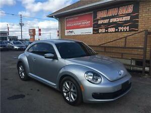 2012 Volkswagen Beetle Comfortline**ALLOYS**AUTO**ONLY 64 KMS