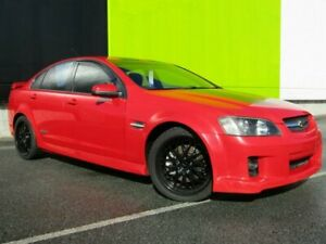 2009 Holden Commodore VE MY09.5 SS-V Red 6 Speed Automatic Sedan Underwood Logan Area Preview