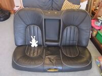 Rover 75 Rear Leather Seat Cushions