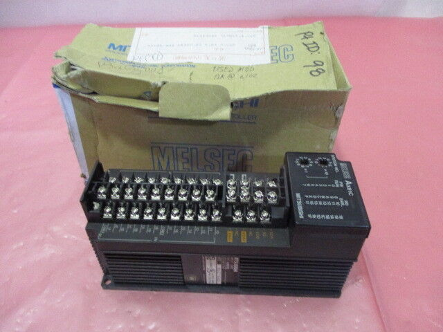 Mitsubishi AX81C Input Unit, 329312