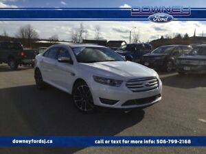 2017 Ford Taurus Limited heated seats leather pwr/memory seats