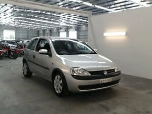 2003 Holden Barina XC SXI Silver 4 Speed Automatic Hatchback Beresfield Newcastle Area Preview