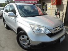 2007 Honda CR-V MY07 (4x4) Silver 6 Speed Manual Wagon Edgeworth Lake Macquarie Area Preview