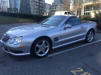 2003 Mercedes-Benz SL500 Convertible only 79,100kms!!