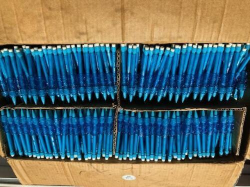 720 *FULL CASE* Lot BIC MATIC MINI Grip Blue Mechanical Pencil