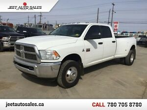 2012 Ram 3500 SLT 4x4 Crew Cab Dually DIESEL 6 Speed