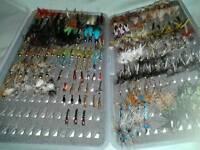 Fly fishing kit