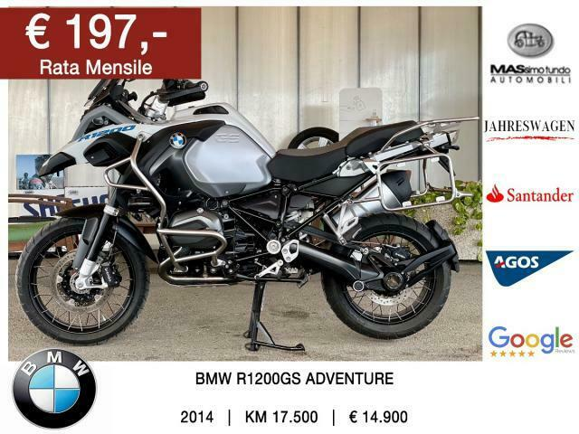 Bmw R 1200 GS Adventure Comfort, Touring, Dynamic