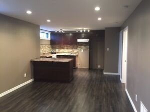 BEAUTIFUL OPEN CONCEPT BASEMENT SUITE!!!
