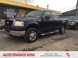 2006 Ford F-150 CREWCAB FX4 4X4 RENT TO OWN OR FINANCE