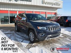 2014 Jeep Grand Cherokee Limited, Low KMs, Great Condition