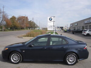 HIGHER KMs ! LOOKS AND RUNS LIKE NEW 2009  SAAB 9 3