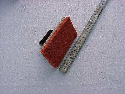 Profi- Schwammscheibe 97x55 mm für feine Kalkputz-Oberflächen. SSCH07