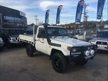 1998 Toyota Landcruiser HZJ75RP (4x4) 5 Speed Manual 4x4 Lilydale Yarra Ranges Preview