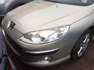 WRECKING A PEUGEOT 407 WAGON 2007 FOR PARTS
