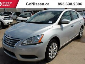2015 Nissan Sentra NISSAN CERTIFIED UNIT, Power Options, Great V