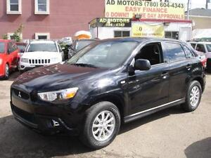 2012 MITSUBISHI RVR 4WD AUTO LOADED 84K-100% APPROVED FINANCING