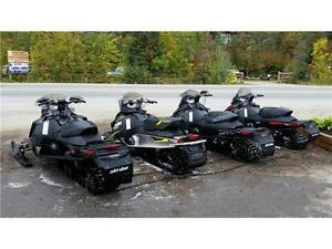 SNOWMOBILES ARE HERE!!!!!  COM SEE OUR LINE UP, NEW AND DEMOS Peterborough Peterborough Area image 2