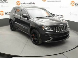 2012 Jeep Grand Cherokee SRT8 4x4